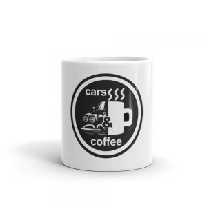 Cars & Coffee Tasse
