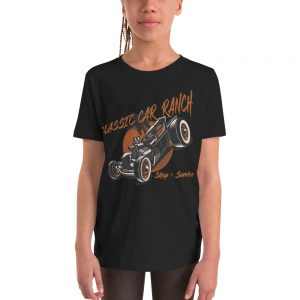 California Hot Rod T-Shirt Kids