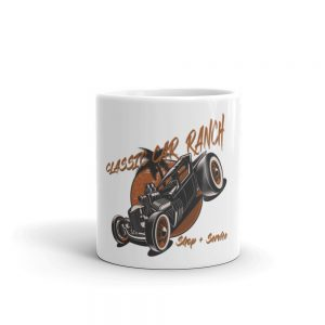 California Hot Rod Tasse