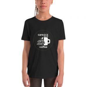 Cars & Coffee Basic T-Shirt Kids