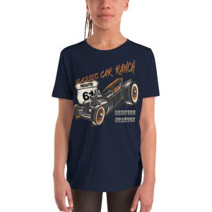 Route 61 Hot Rod T-Shirt Kids
