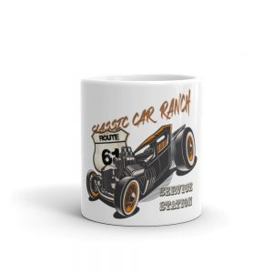 Route 61 Hot Rod Tasse